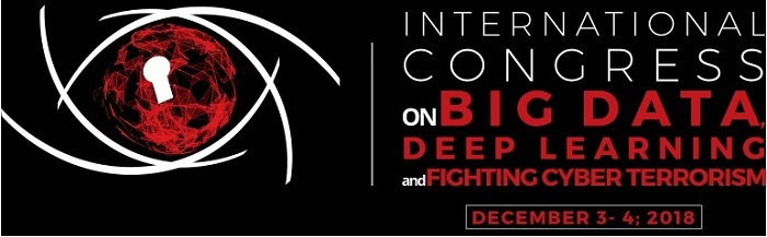 International Congress on Big Data, Deep Learning and Fighting Cyber Terrorism