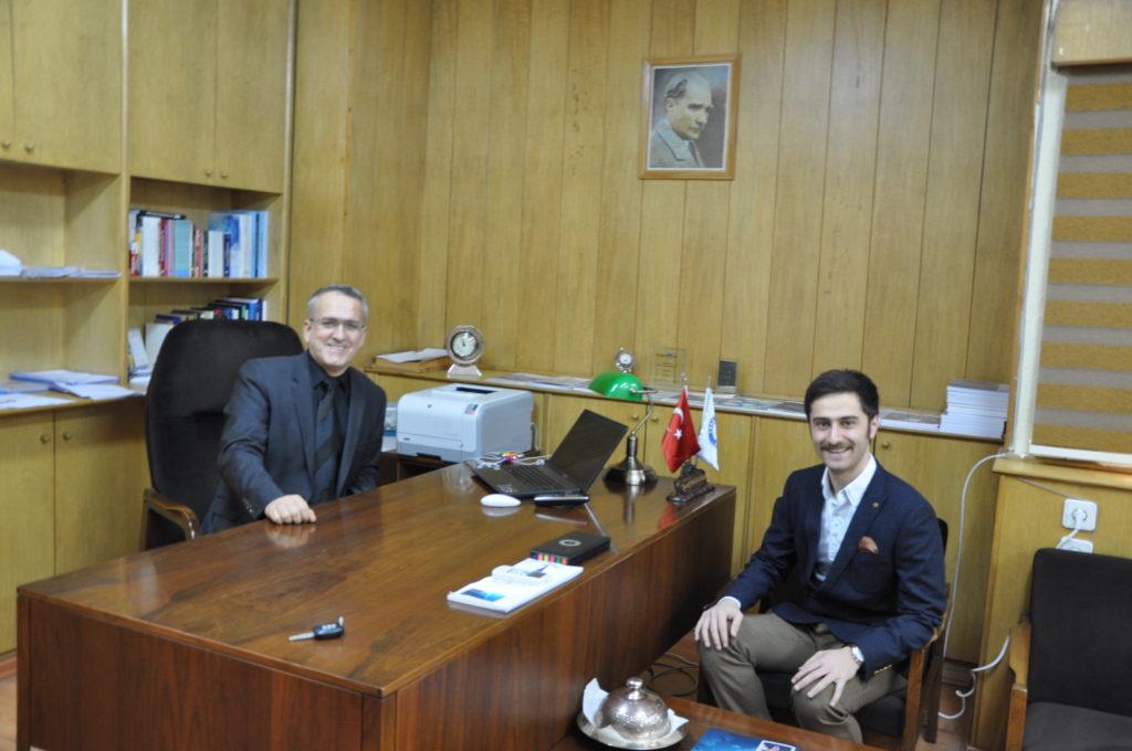 Prof. Dr. Şeref Sağıroğlu ile Söyleşi