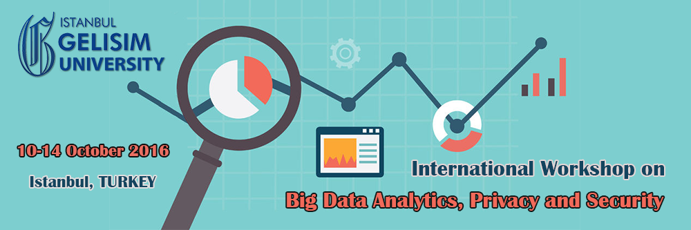Big Data Analytics, Privacy and Security Workshop and Certificate Program
