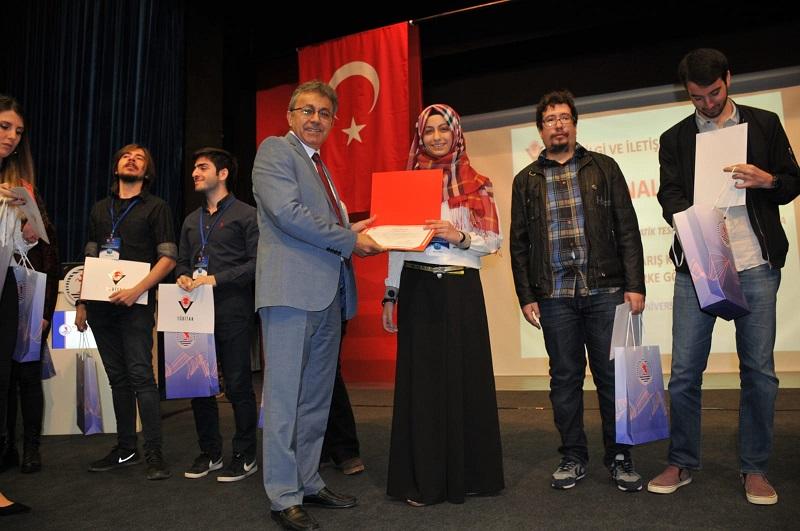TUBİTAK 2242 Öncelikli Alanlarda Üniversite Öğrencileri Proje Yarışması Başarımız